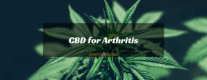 Arthritis Relief from CBD